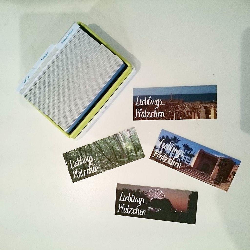 Lieblings-Plätzchen Visitenkarten