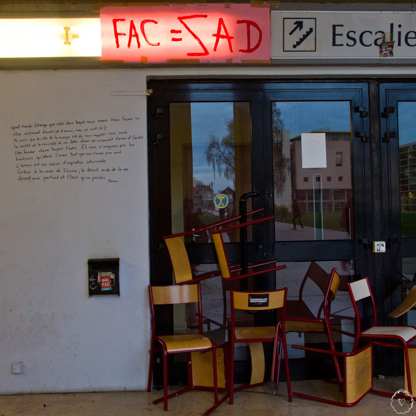 Fac = Sad