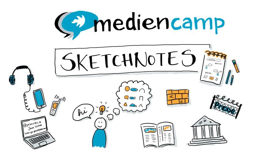 mediencamp-sketchnote
