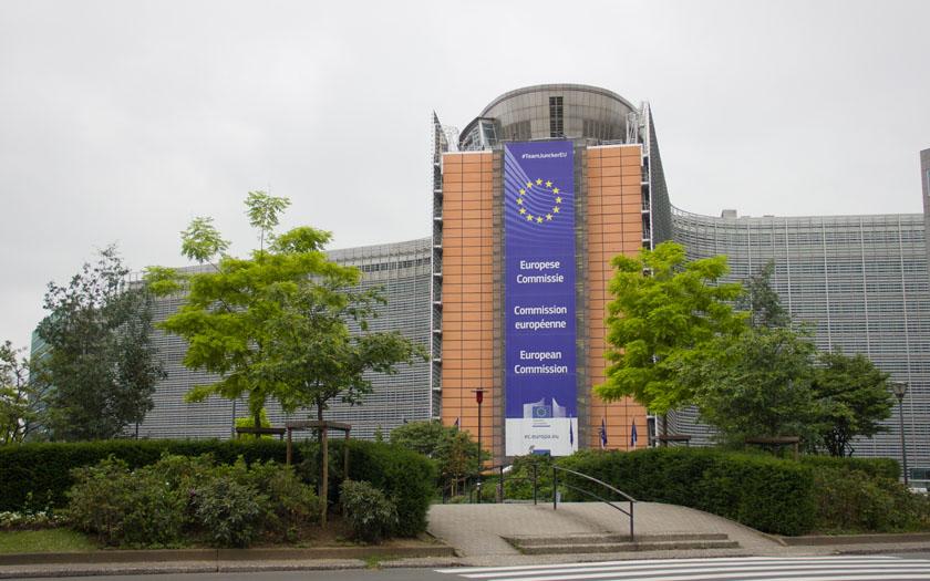 gebäude der europäischen komission