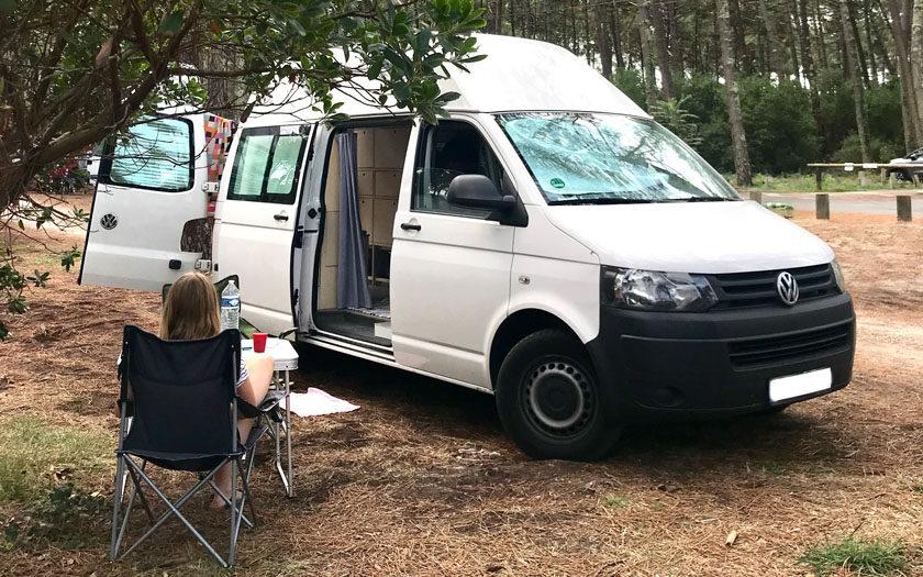 campingvan
